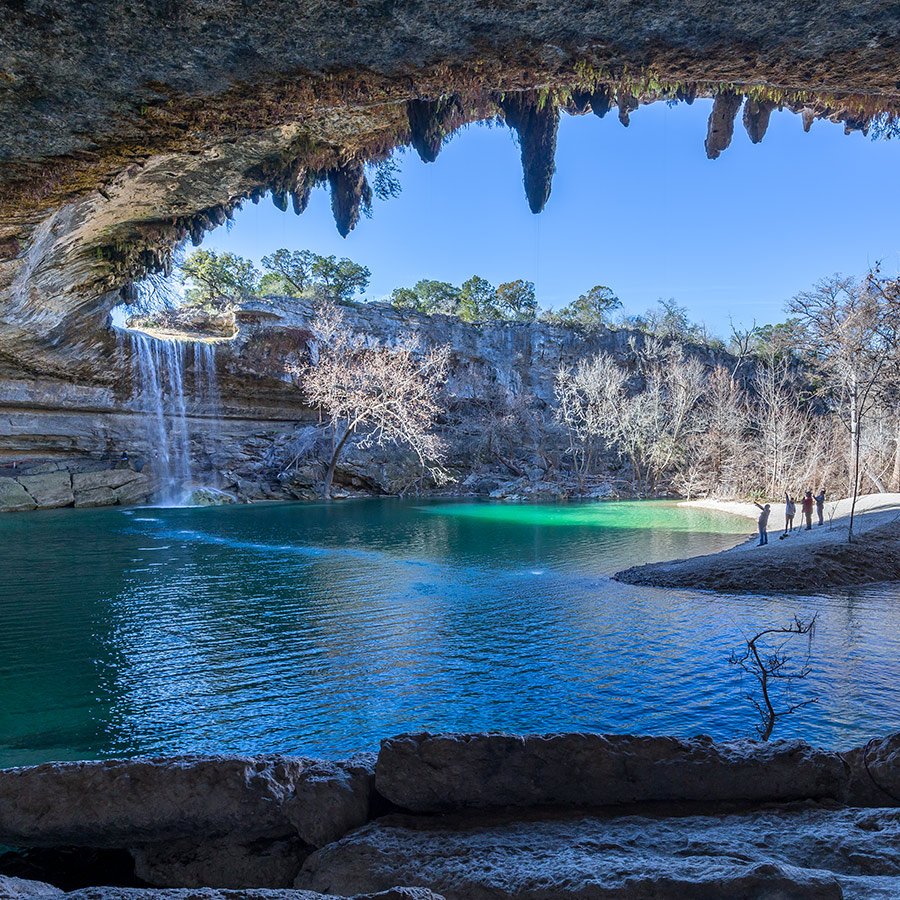 Because Everyone Needs A Lagoon Pool And A Grotto In Their