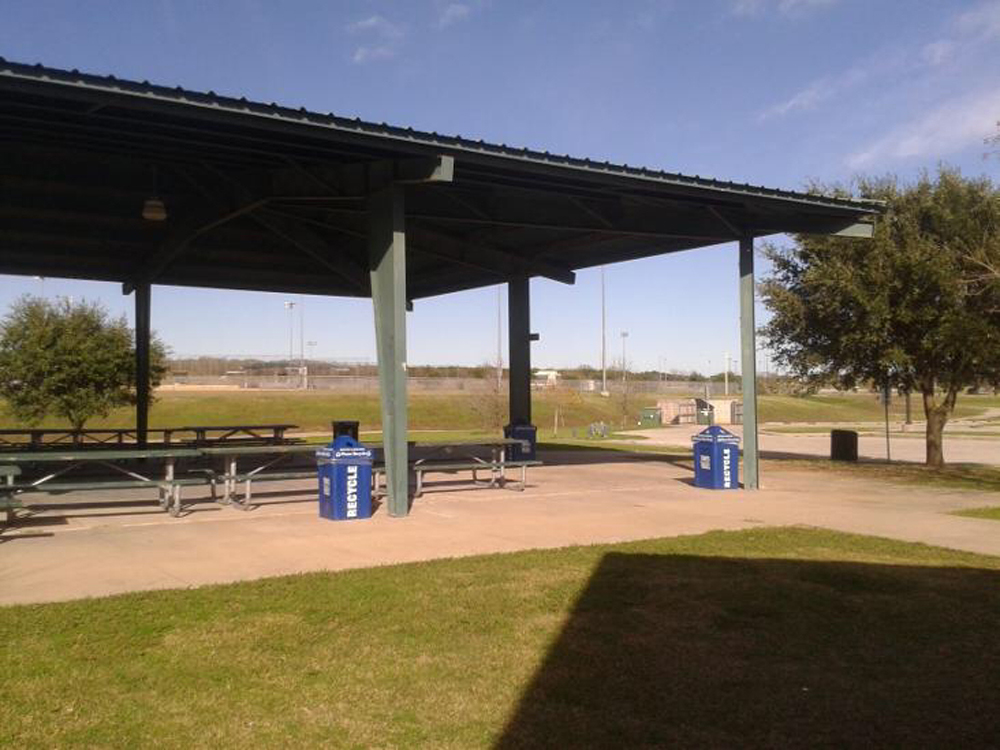baseball field and pavillion by tim speyrer